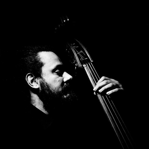 The Contrabass Player #2