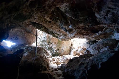 La Cueva de Calypso en Malta