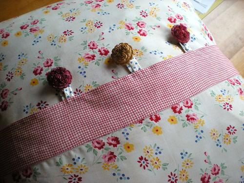 Back of Dresden pillow