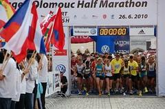 Olomoucký půlmaraton zvedá zájem o běh. Už za tři týdny!