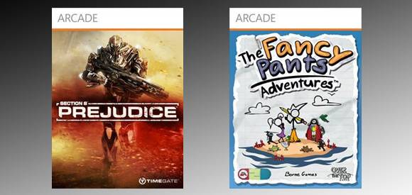 Xbox LIVE Arcade 4/20/11 releases