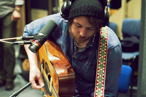 Fleet Foxes at Maida Vale