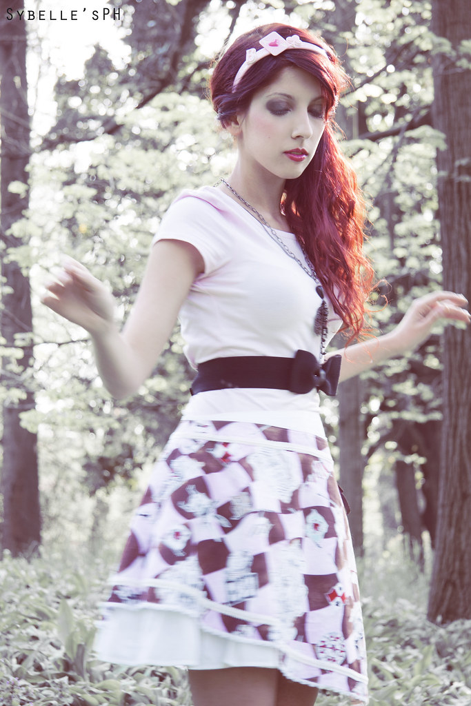 Alice {alice in wonderland project}