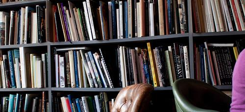 Merci Secondhand Book Shop Cafe