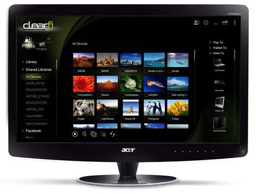 acer web surf station