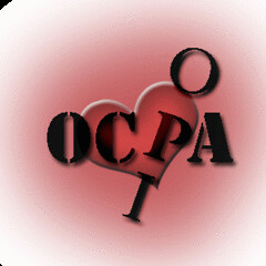 Satirical image of the symbolic love between OCPA and OK Policy