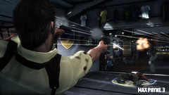 Dual pistol action