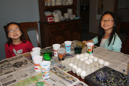 Happy Egg Decorators!