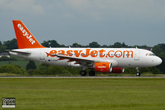 G-EZDR - 3683 - Easyjet - Airbus A319-111 - Luton - 100607 - Steven Gray - IMG_3331