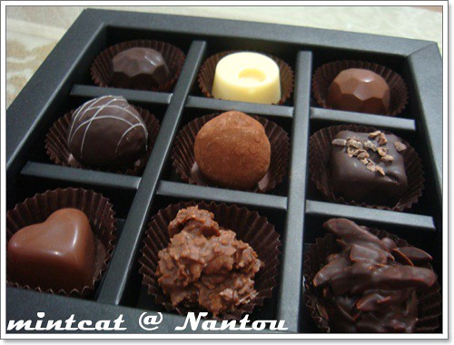 食尚玩家介紹過的清境貝卡巧克力莊園Part2巧克力篇 @ 南投