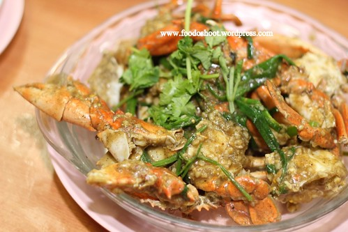 White Pepper Crabs (3 pc) - $24