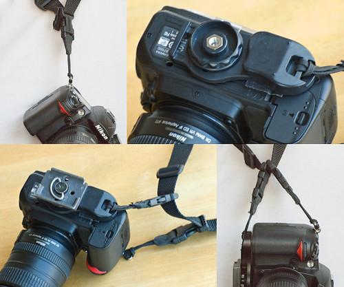 Camera Strap mod
