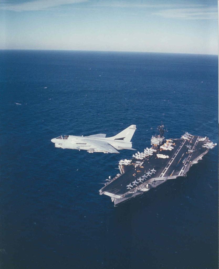 USS John F. Kennedy CVA-67