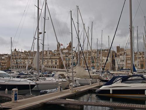 Vittoriosa - Puerto