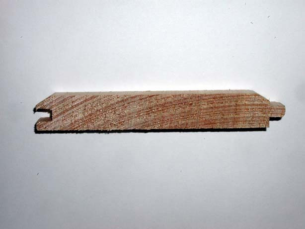 1x6 v-groove pine