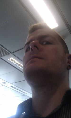 Me. wonky nose.
