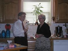 Steve Taylor and Anita Taylor (Niki Gunn) Tags: austin memorial missouri april openhouse 2011 olympusc4040z