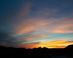 Bisti Sunrise (akemp42) Tags: morning sky newmexico color silhouette clouds sunrise bisti bistibadlands viveza tokina1116 tokinaatx116prodxaf1116mmf28 nikond300s bistibadlandsnationalmonument
