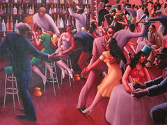 Dancing (Ir. Drager) Tags: trip usa chicago art museum geotagged illinois exhibition nightlife mcd excursion 1943 theartinstituteofchicago mastercitydeveloper archibaldjohnmotley