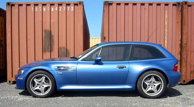 1999 M Coupe | Estoril Blue | Black | Australia