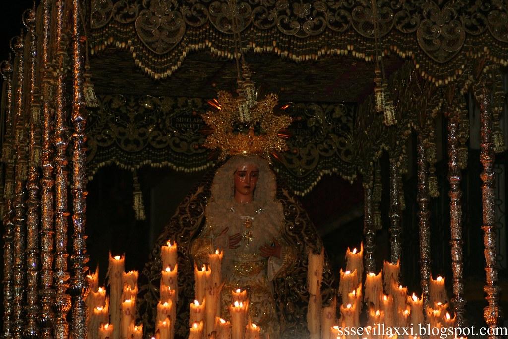 Nuestra Señora de la O, Viernes Santo 2010