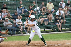 Baytown Lee vs LC-M 029 (The Orange Leader) Tags: school orange high texas little baytown leader cypress softball lcm mauriceville ganders baytownleevslcm