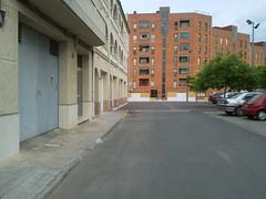 Amposta: carrer Muntells