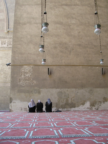 Mosque & School of Sultan Hassan