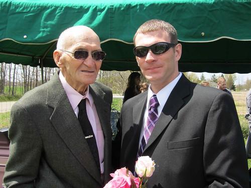 Mickey & Grandpa