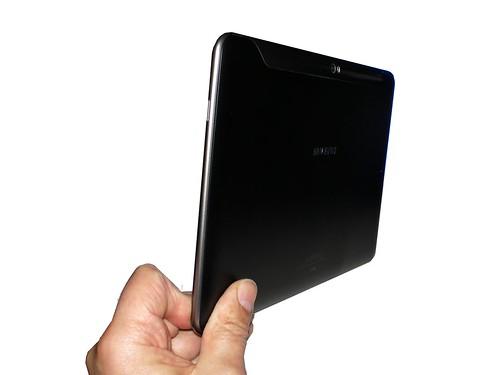 Samsung Galaxy Tab 10.1 ohut