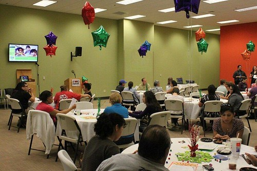 The San Antonio Food Bank hosts a festive Webinar Watch Party for local faith-based and community organizations to learn about the Summer Food Service Program
