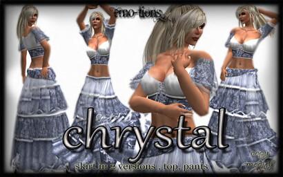 CHRYSTALOutfit