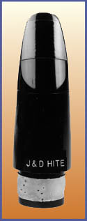 David Hite Bb Clarinet mouthpiece