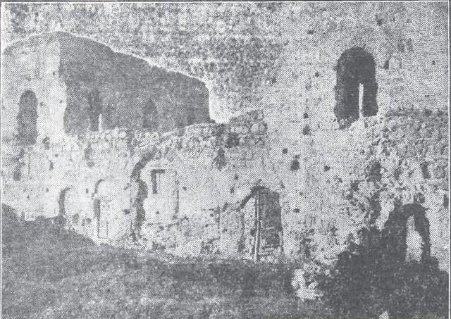 Palacio de Galiana a comienzos del siglo XX. Fotografía de Rodríguez publicada en La Voz en agosto de 1932