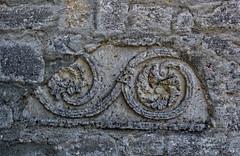 Stone Detail (autumn4680) Tags: italy mountain detail texture stone rural town europe village medieval picturesque nuovo marsico marsiconuovo scrollhilltop