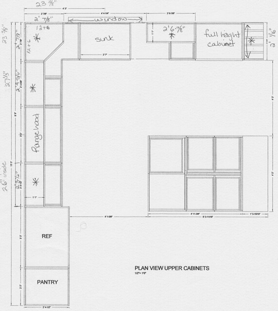 How To Plan A Kitchen Cabinet Layout: Hard-wired / Self Driven Led Under Cabinet Lights (ucls