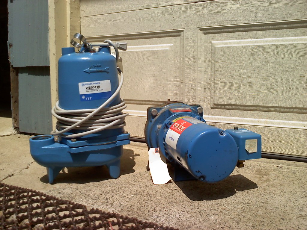 Goulds Sewage and Jet pumps