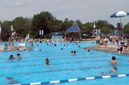 Lou Eves Municipal Pool