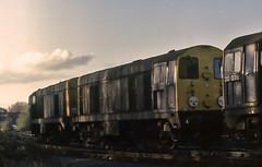 20078 + 20032 + 20055 - Hull Botanic Gardens (SydPix) Tags: diesel trains locomotive hull railways botanicgardens 20055 20032 20085 class20 sydyoung