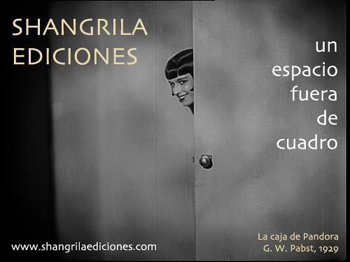 Shangrila Ediciones: un espacio fuera de cuadro 13