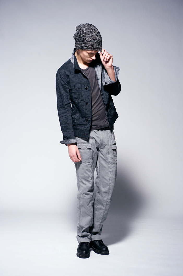 Jakob Hybholt0195_JOSEPH HOMME CASUAL 2011 Spring-Summer Collection(Official)