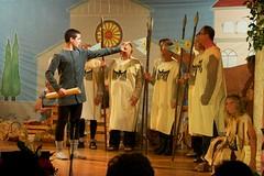 Lupo ed i suoi Lupetti (Goldmund100) Tags: teatro acting amore frati cappuccini recitazione missionari semplicemente rosetum semplicementeamore teatrorosetum
