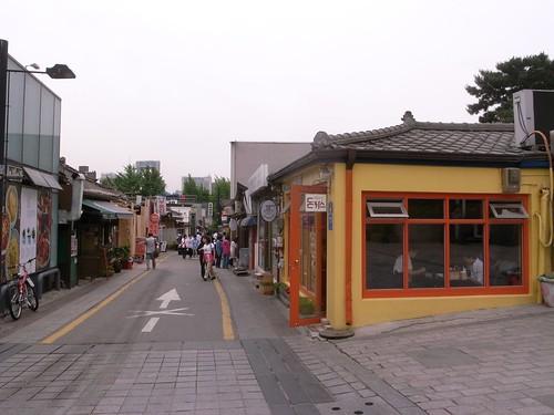 三清洞(サムチョンドン)