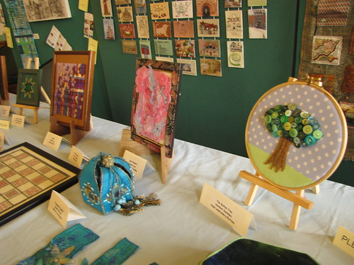 Birmingham Embroiders Guild Exhibition 30 May 2011 (6)