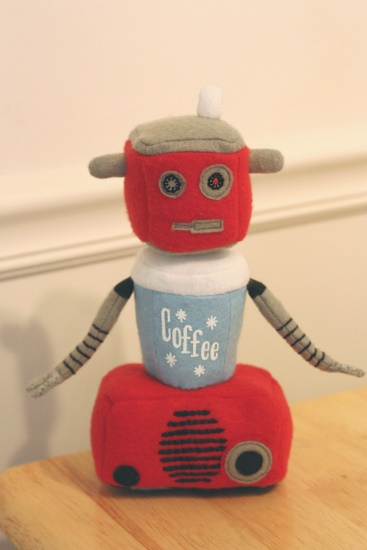 Caroline's Robot, 4