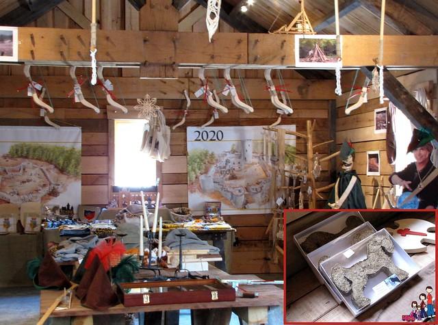 Ozark Medieval Fortress Gift Shop