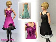 Lolita Dress 01