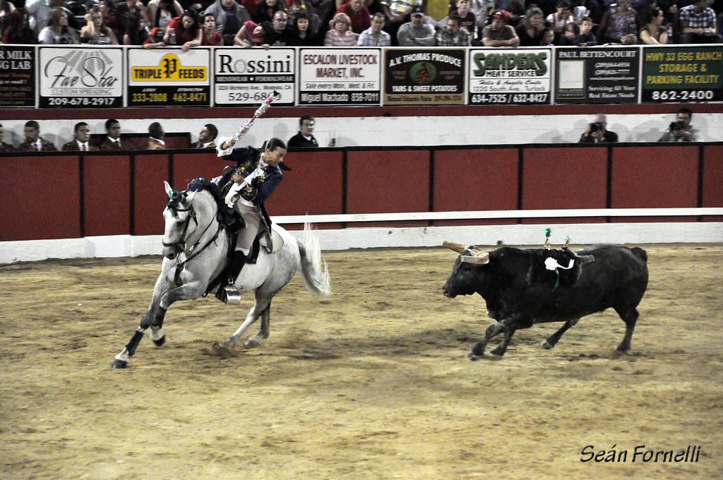 Modesto Festa Bullfights 2011 - 287