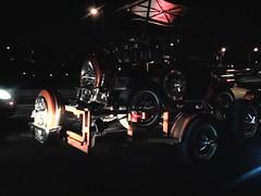 2011 Texas Relays (O.G. Kraze) Tags: austin texas golfcart trailor ih35 5thwheel kraze vogues swangas 84s outlawz 2011texasrelays boltedup