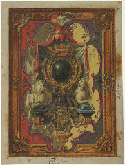 Digitization of the Architectural Drawings Collection (Nationalmuseum Stockholm) Tags: iii drawings architectural collection claude proposal nationalmuseum colbert tapestry audran